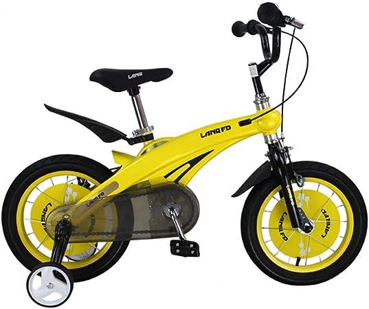 DorisAA Bicicleta de Ejercicio de Ciclismo Indoor Niños Niños Gilrs Bike Freestyle Deportes Infantiles Bicicleta con estabilizadores en tamaño Pulgadas 12,14 Edad 3+ Entrenador de Bicicletas: Amazon.es: Hogar