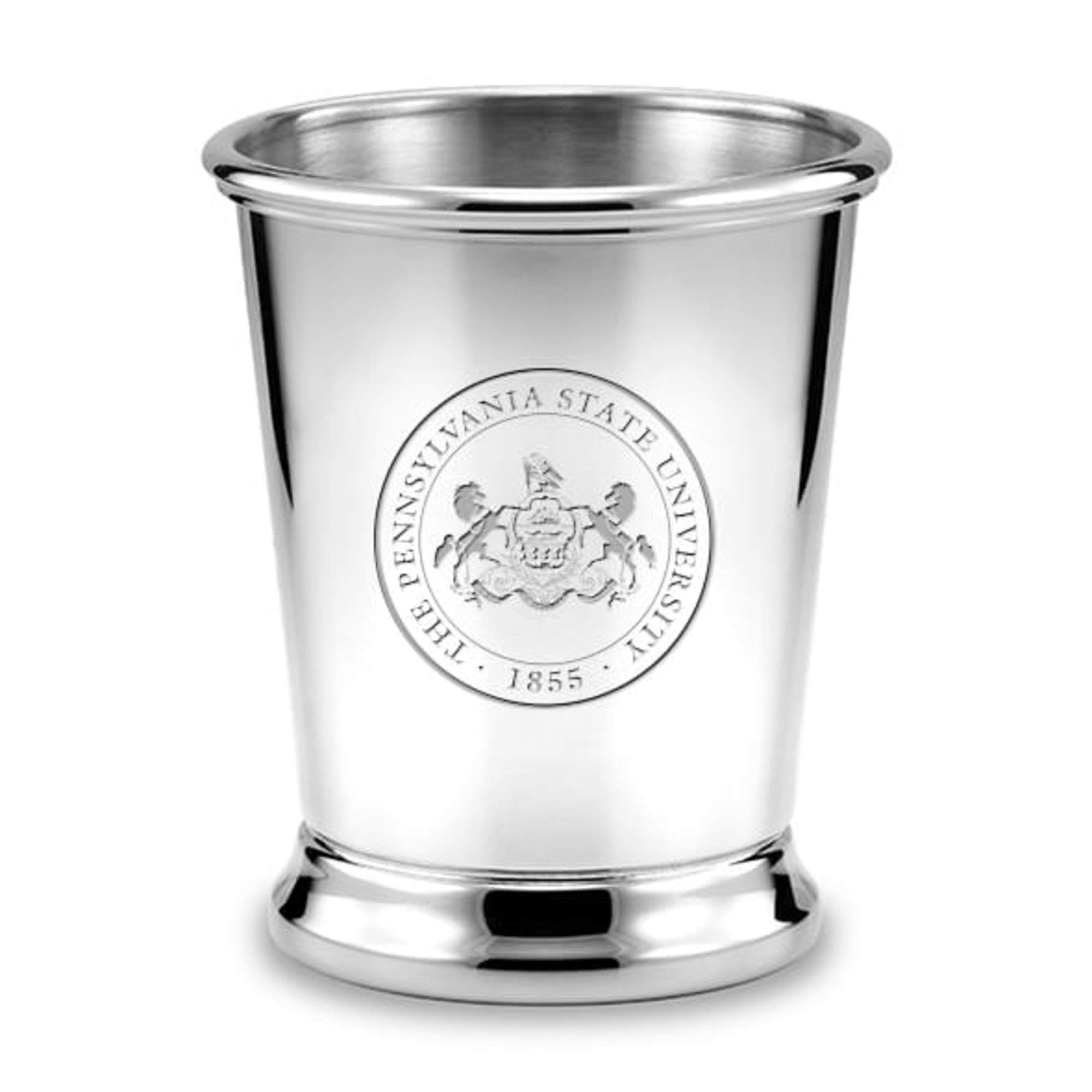 M. LA HART Penn State Pewter Julep Cup