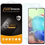 (3 Pack) Supershieldz Designed for Samsung Galaxy A71 5G and Galaxy A71 5G UW Tempered Glass Screen Protector, Anti Scratch,