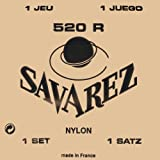 SAVAREZ サバレス クラシックギター弦 ピンクラベルセット 520R      SET