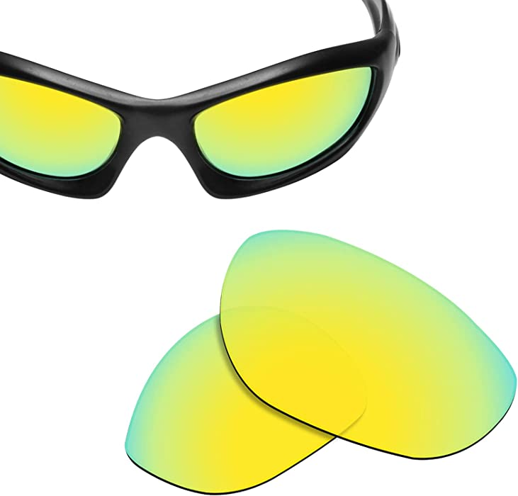 0627169189 New 1.8mm Thick UV400 Replacement Lenses for Oakley Monster Dog - Options