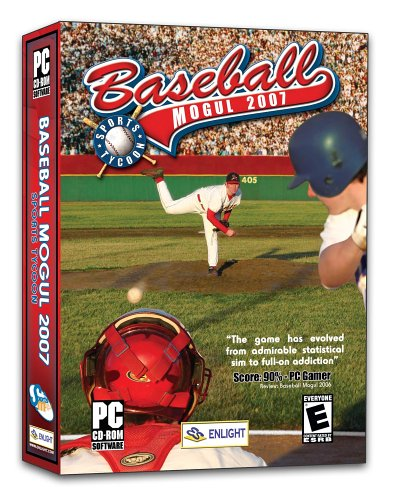 Baseball Mogul 2007 - PC