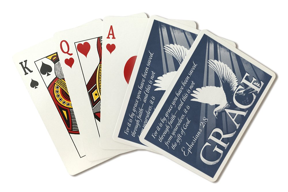 bible verse playing cards