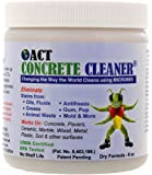 ACT CC-200-08 Concrete Cleaner Dry Formula 8oz