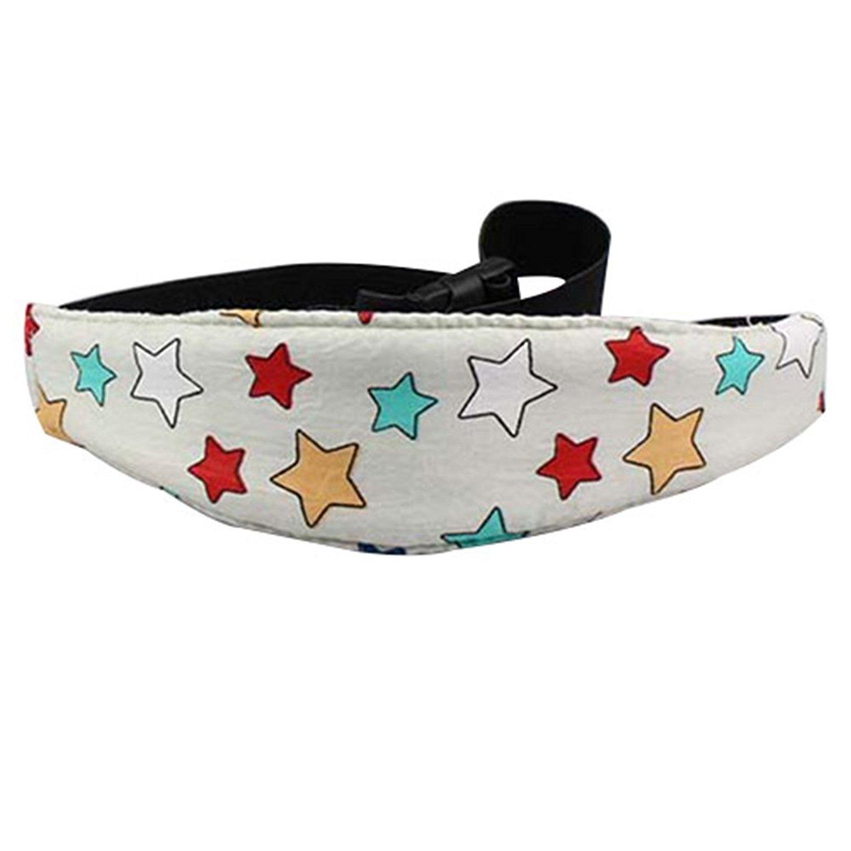 Safety Kids Stroller Car Seat Sleep Nap Aid Head Fasten Support Holder Belt N UL