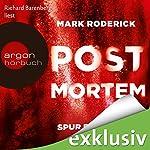 Spur der Angst (Post Mortem 4) | Mark Roderick