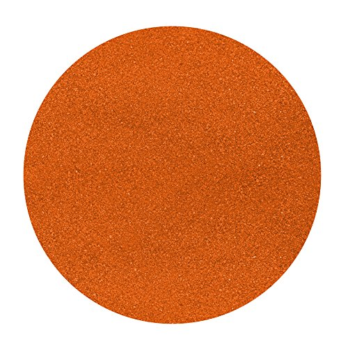 ACTIVA Decor Sand, 5-Pound, Orange
