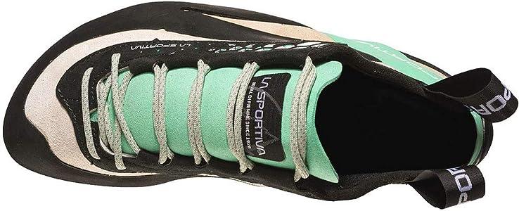 La Sportiva Miura W Zapatos de Escalada White: Amazon.es: Deportes y aire libre