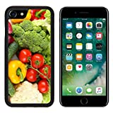 MSD Premium Apple iPhone 7 Aluminum Backplate Bumper Snap Case iPhone7 IMAGE ID: 30589440 Fresh vegetables close up