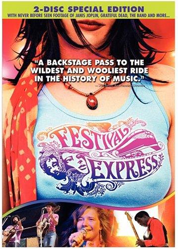 Dead Guys Rock - Festival Express