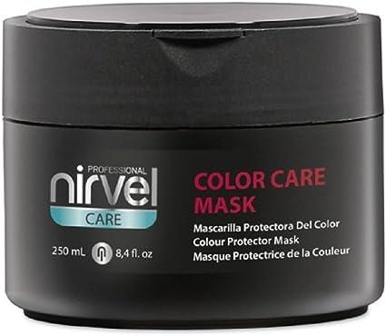 Nirvel Care Mascarilla Protectora del Color - 250 ml: Amazon ...