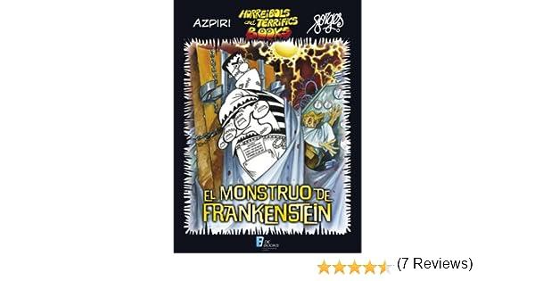 El monstruo de Frankenstein eBook: Forges, Azpiri: Amazon.es ...
