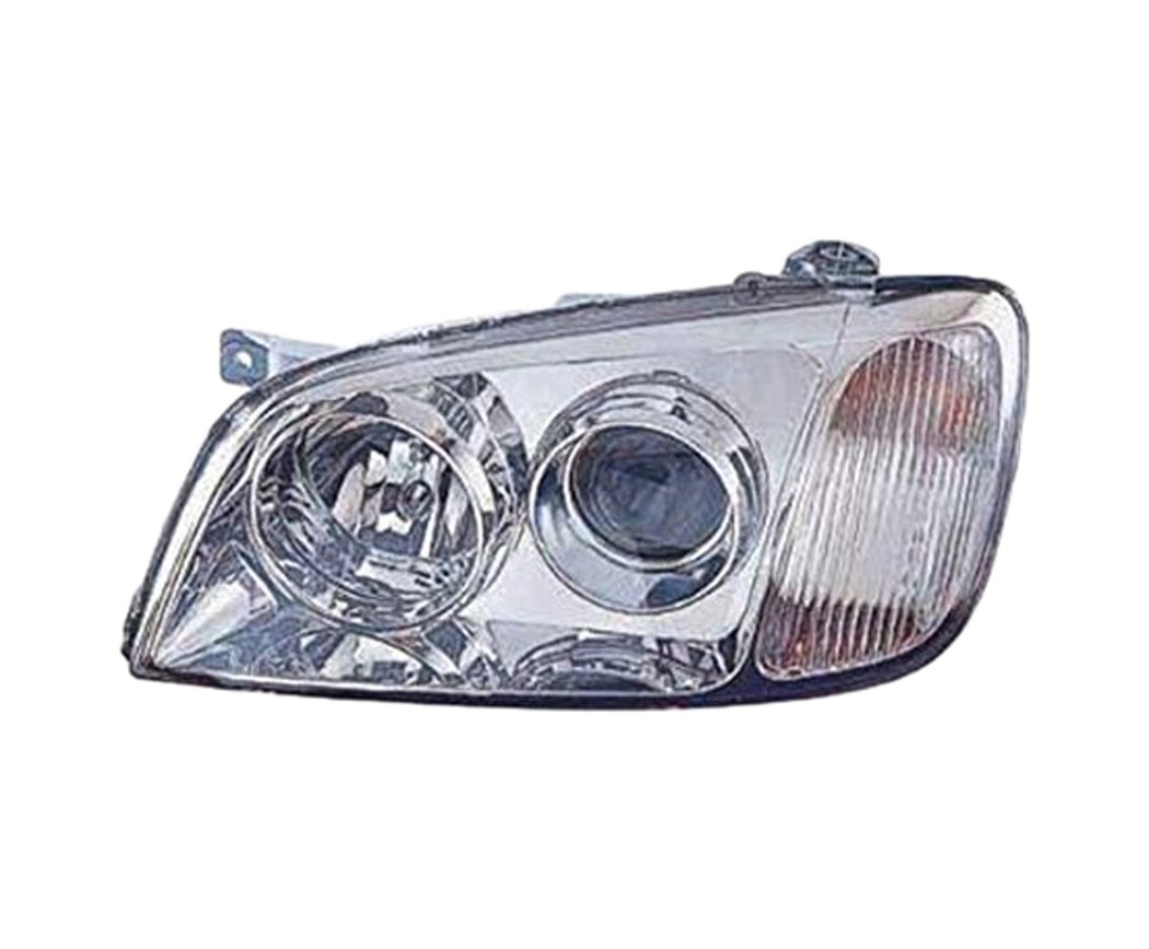 OE Replacement Hyundai XG300//XG350 Passenger Side Headlight Assembly Composite Partslink Number HY2503131 Unknown