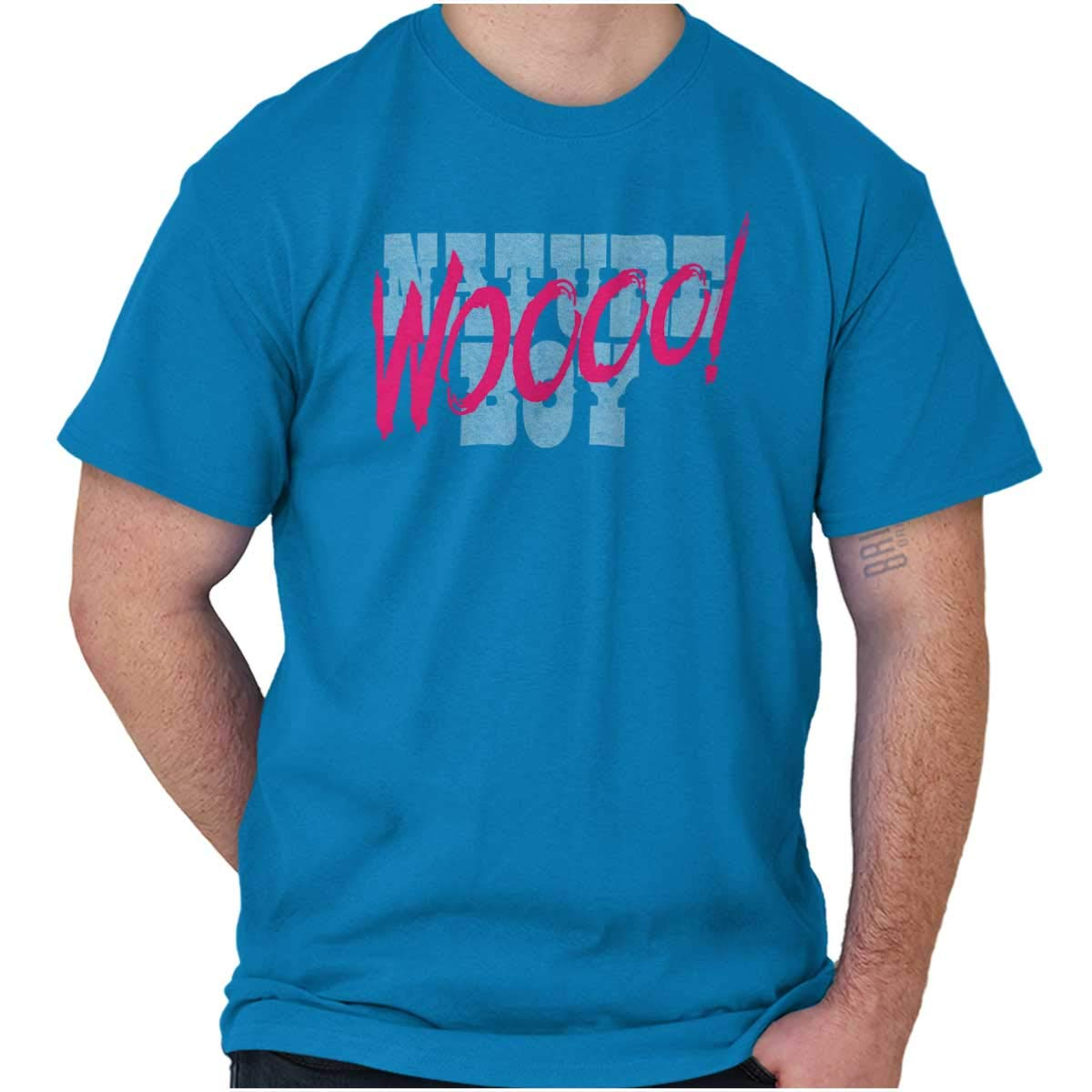Woo! Wrestling Fan Boy Smackdown Wrestler T Shirt Tee
