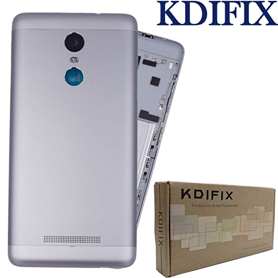 hot sale online 864fc 7d6ab Amazon.com: KDIFIX Back Cover Battery Door Housing Case Replacement ...
