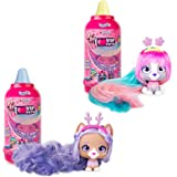 IMC Toys VIP Pets - Surprise Hair Reveal Doll - Series 1 Mousse Bottle - 2 Pack