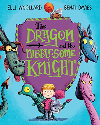 Childrens Knight (The Dragon and the Nibblesome Knight)