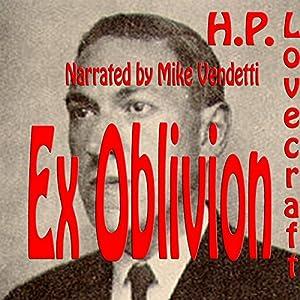 Ex Oblivion Audiobook