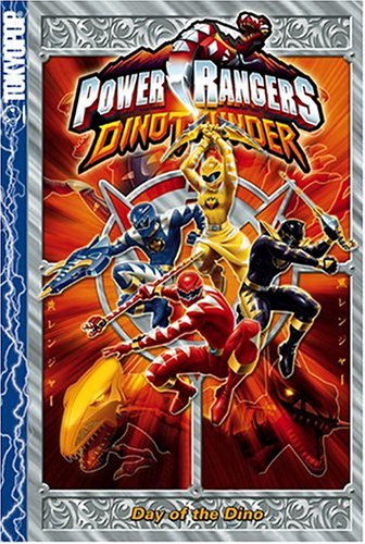 Power Rangers: DinoThunder (Cine-Manga Titles for Kids) (v. 1) pdf epub