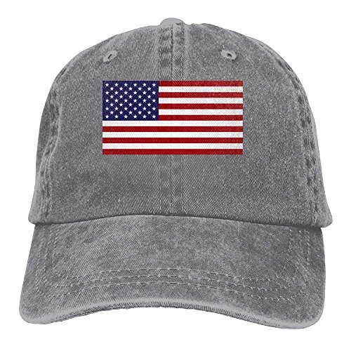 Flag Of The United States Baseball Caps Adult Sport Cowboy Trucker Hats Adjustable Ash By - Best In Portland Mall