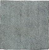 Pavimento gres porcellanato per esterno Himalaya grigio 20x20, 1 scatola = mq. 1,55