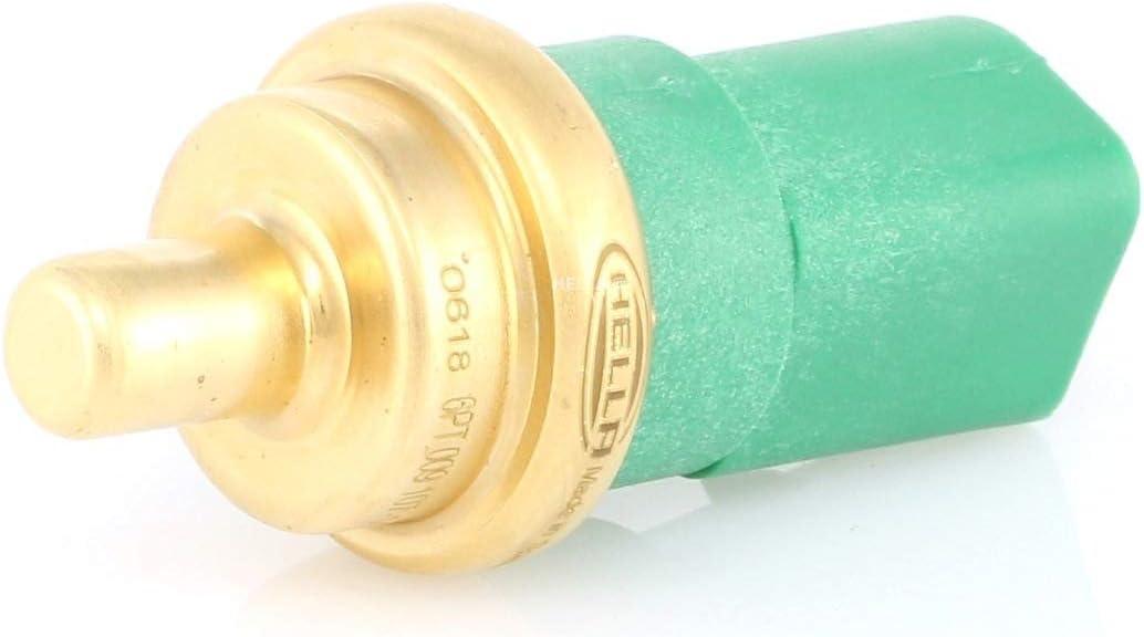 6pt 009 HELLAsensore refrigerante infilato temperatura con guarnizione posteriore