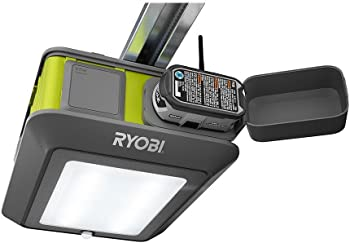 Ryobi GD201 Ultra-Quiet 2 HP Belt Drive Garage Door Opener