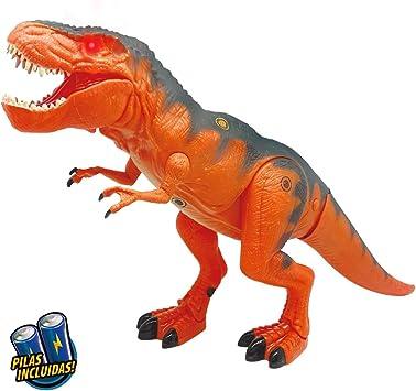 T Rex Tactil Dinosaurio Dinosaurios Juguetes Juegos De Dinosaurios Para Ninos Tiranosaurio Rex Dinosaurio Juguete Figura Dinosaurio Dinosaurios De Juguete Color Modelo Surtido Amazon Es Juguetes Y Juegos El tiranosaurio rex es uno de los dinosaurios más estudiados y más reconocidos por la cultura una de las principales características del tiranosaurio rex es que tenía miembros superiores. t rex tactil dinosaurio dinosaurios juguetes juegos de dinosaurios para ninos tiranosaurio rex dinosaurio juguete figura dinosaurio