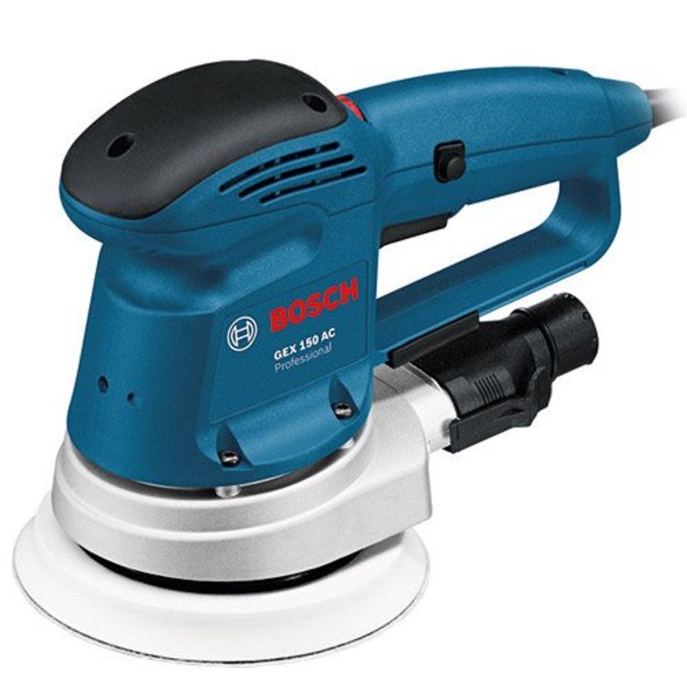 Bosch Professional 0601372771 GEX 150 AC Corded 240 V Random Orbit Sander