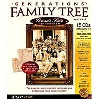 Generations Family Tree Grande Suite 6