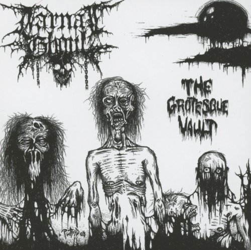 Carnal Ghoul: The Grotesque Vault (Audio CD)