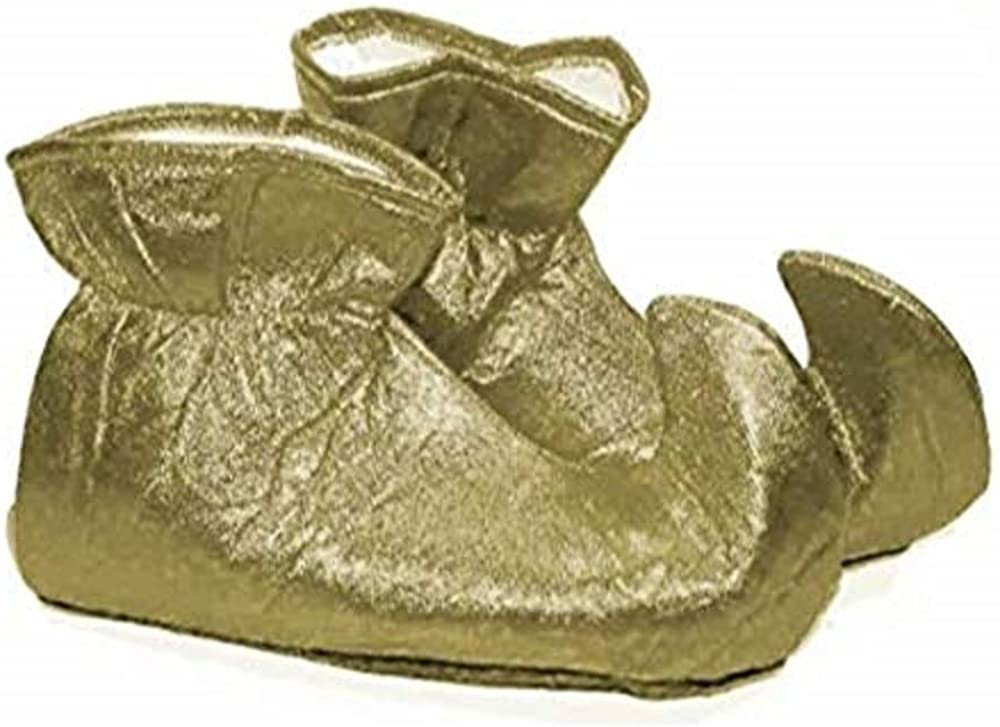Forum Novelties Women's Deluxe Costume Cloth Elf Shoes