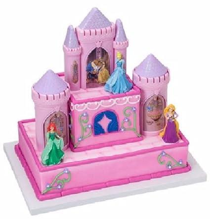 Amazon.com: Castillo de princesa Cenicienta Ariel enredados ...