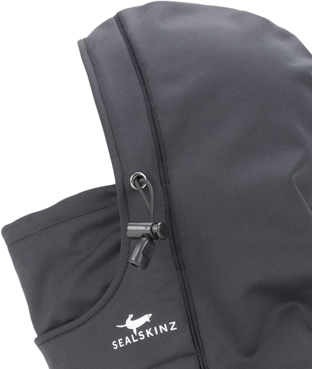 SealSkinz Unisex Sealskinz Waterproof All Weather Gaitor Grey Sports Outdoors