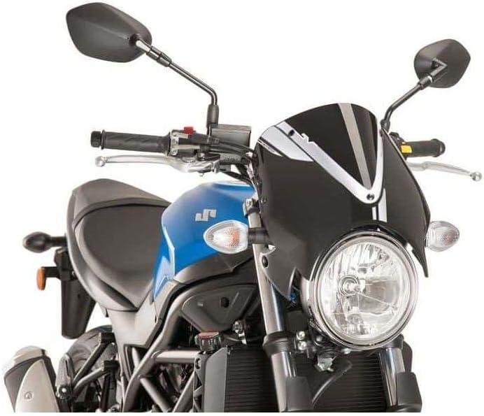 Puig Retrovision 8926W for Suzuki SV650 16-19 Transparent