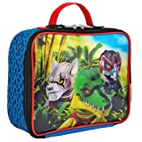 LEGO Legends of Chima Lion Tribe Lunch Kit - Blue/Red