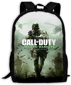 Fashion Kids Schoolbags Call Ghosts Duty Backpack For School Girls Boys Daypacks Rucksack Zipper