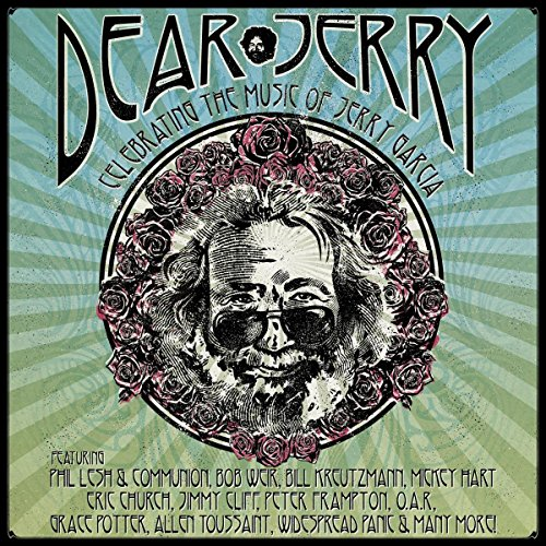 Dear Jerry: Celebrating The Music Of Jerry Garcia [2 CD/DVD Combo] (Jacks Music Show Dvd)