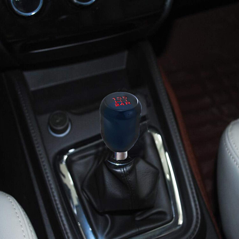 Fit Most Cars Arenbel Car Gear Stick Shifter Knob Manual Automatic Car Gear Knob New Universal Shift Lever