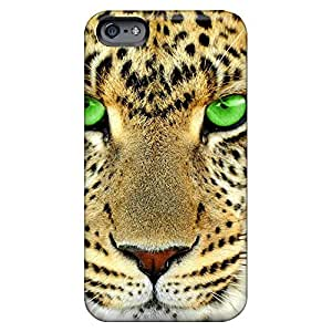 iphone 5c Scratch-proof mobile phone carrying covers Forever Collectibles Dirtshock lepord