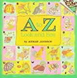 A to Z, Audean Johnson, 0394861272