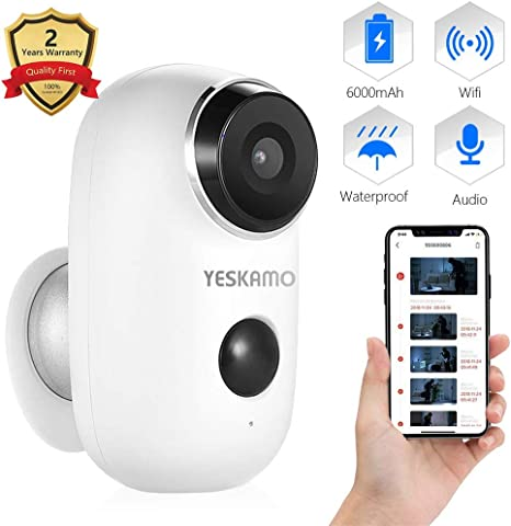 Home Security Camera Wireless Coffee Cup Remote View motion activated WIFI