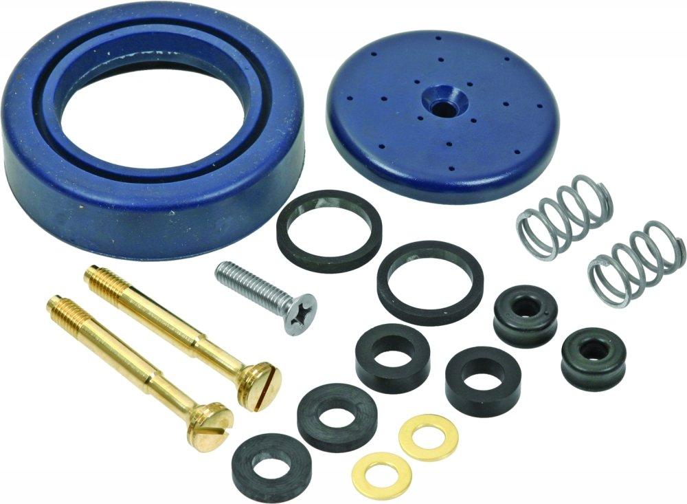 T&S Brass EB-10K Spray Valve Parts Kit, Blue