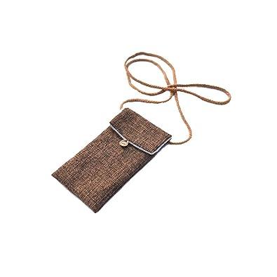 Amazon.com: Bolso para teléfono móvil, bolsa para teléfono ...
