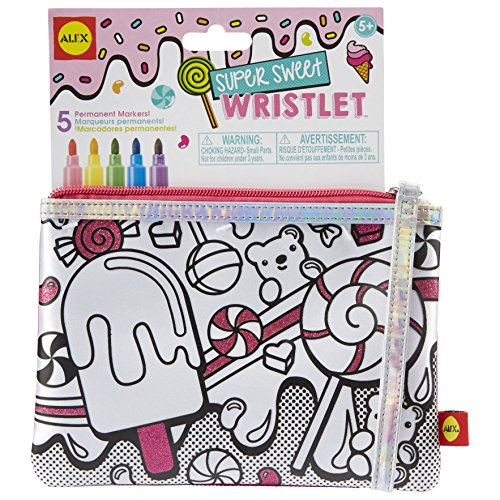ALEX Toys Craft Super Sweet Wristlet
