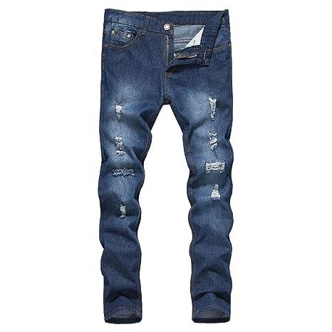 FELZ Jeans para Hombre, Pantalones Vaqueros Hombre, Pantalones Vaqueros Elasticos Hombre: Amazon.es: Ropa y accesorios