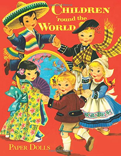 Children 'Round the World Paper Dolls