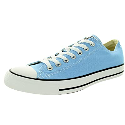 Converse Unisex Chuck Taylor All Star Low Top Blue Sky Sneakers - 8 D(M) US | Fashion Sneakers