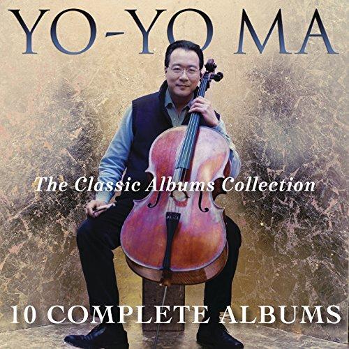 Yo-Yo Ma - The Classic Albums ...