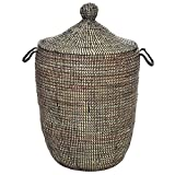 Medium Black Senegalese Basket
